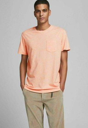 T-shirt - bas - shell coral