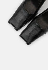 MIISTA - ORANA  - High heels - black - 5