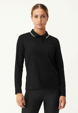 NOVA  - Polo shirt - black