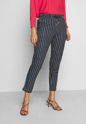GYDA - Trousers - navy combi