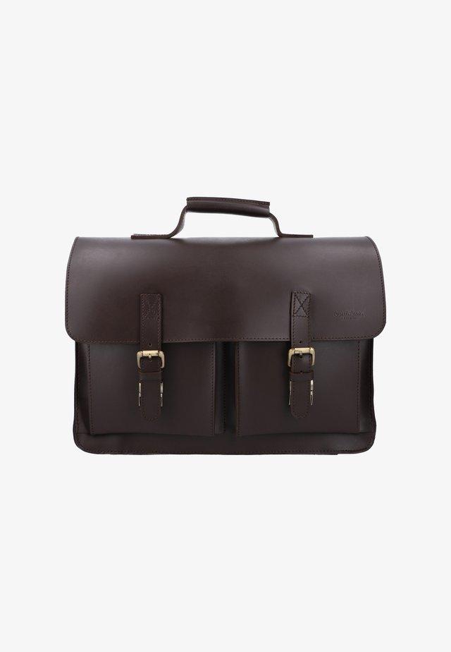 AMUND - Briefcase - schwarz