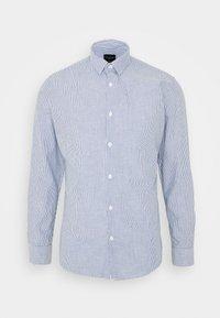 Selected Homme - SLHSLIMLINEN - Shirt - medieval blue - 4