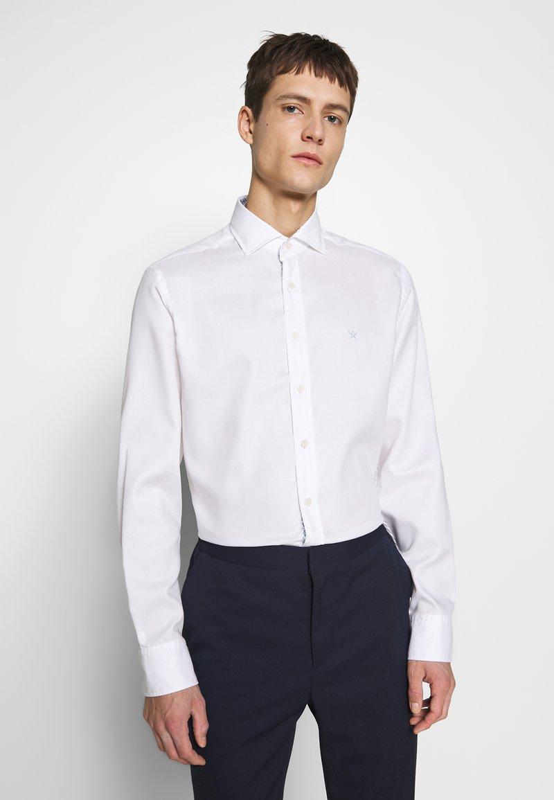 Hackett London - ROYAL OXCONTRAST - Košile - white