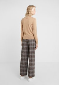 J.CREW - Pullover - heather camel ivory - 2