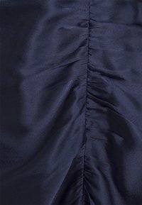 Nly by Nelly - EYES ON ME RUCHED DRESS - Cocktail dress / Party dress - navy - 7