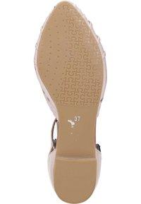 Piazza - Ankle strap ballet pumps - rosa - 3