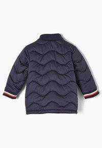 s.Oliver - MIT BÜNDCHEN - Light jacket - navy - 1