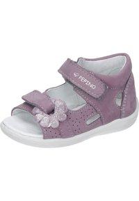 Pepino - Baby shoes - purple - 1
