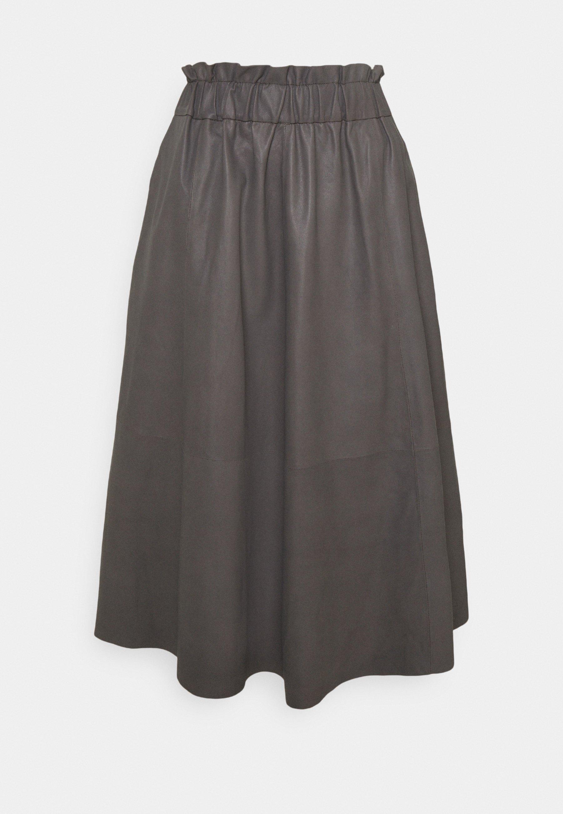 Women LONG SKIRT - A-line skirt