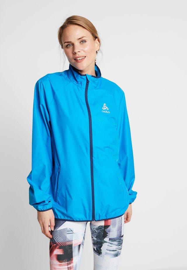 JACKET ELEMENT LIGHT - Sportovní bunda - blue aster/estate blue