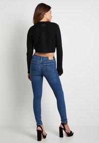 Pepe Jeans - DUA LIPA X PEPE JEANS - Cardigan - black - 2