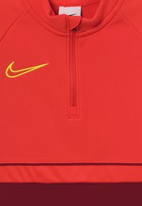 Nike Performance - ACADEMY DRILL UNISEX - Sportshirt - gym red/bright crimson/volt - 2