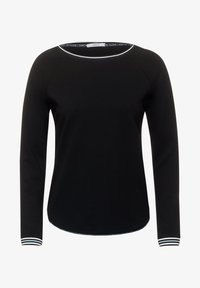 Cecil - Long sleeved top - schwarz - 2