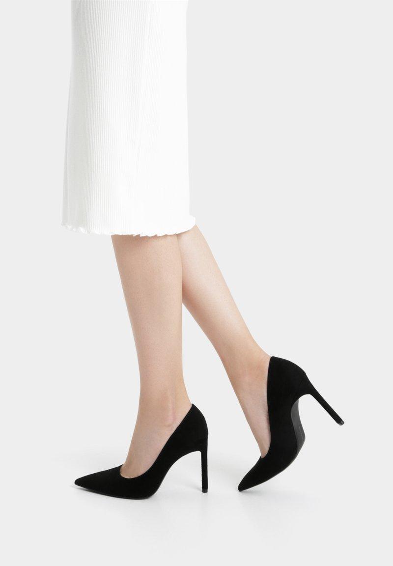 Bershka - High heels - black