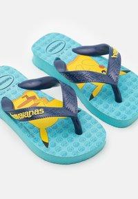 Havaianas - POKEMON - T-bar sandals - blue - 5