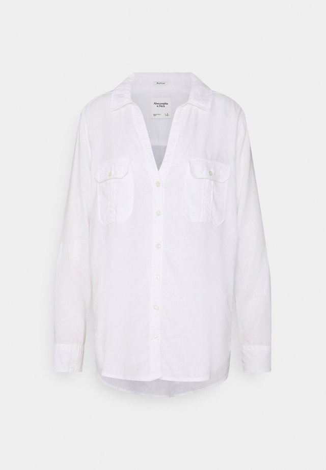 ASIA UTILITY - Koszula - white