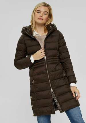 RECYCELT  STEPP MIT  - Winter coat - rust brown