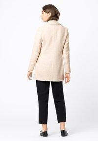 HALLHUBER - Short coat - creme - 1