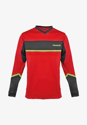 RAZOR  - Sports shirt -  fire red / black