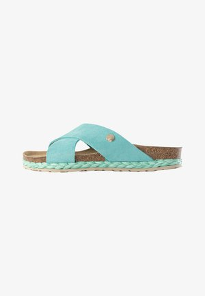 BURGOS  - Slip-ins - turquoise