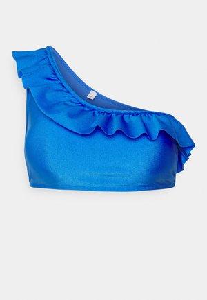 SUZE  - Bikini top - blue