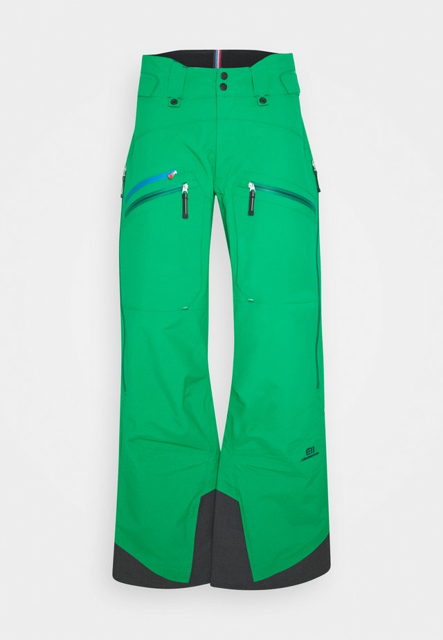 MEN'S BACKSIDE PANTS - Pantaloni da neve - green