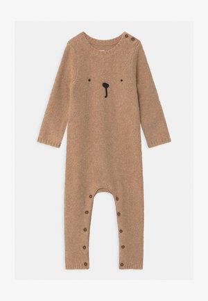 BEAR UNISEX - Jumpsuit - camel