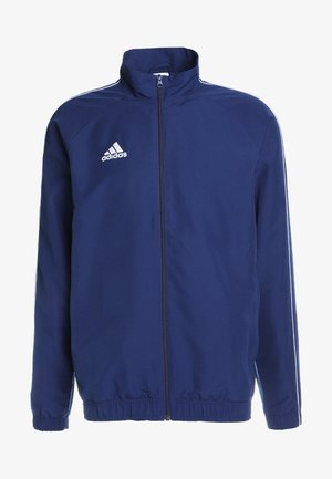 CORE 18 - Giacca sportiva - dark blue/white