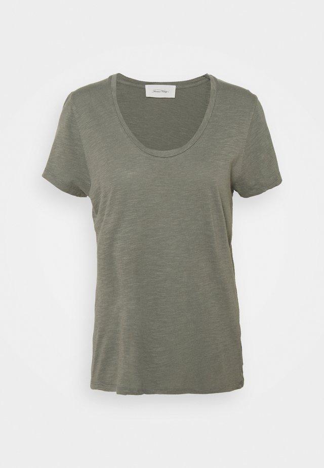 JACKSONVILLE - Basic T-shirt - silex vintage