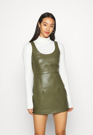 HANNA DRESS - Cocktailkjole - khaki