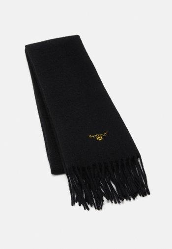 PLAIN SCARF UNISEX - Scarf - black
