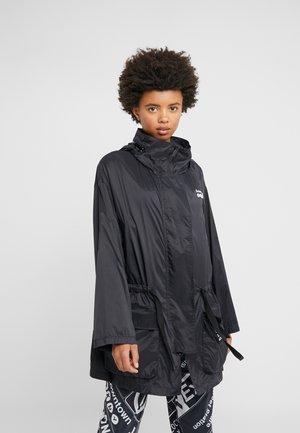 THE WAIST COAT POCKETS - Short coat - black