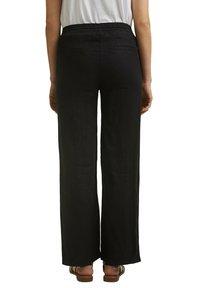 Esprit - Trousers - black - 7