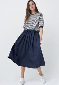 Salsa - Day dress - blau - 0