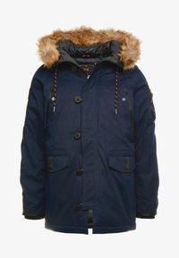 Superdry - Winter coat - deep navy - 5