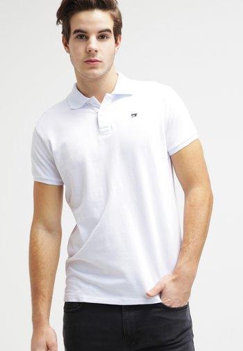CLASSIC GARMENT  - Polo - white