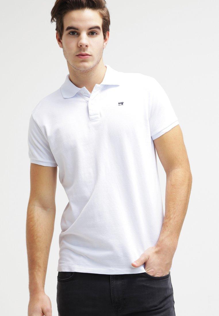 Scotch & Soda - CLASSIC GARMENT  - Poloshirt - white