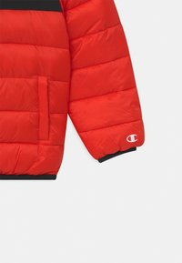 Champion - LEGACY HOODED UNISEX - Winterjacke - red - 3