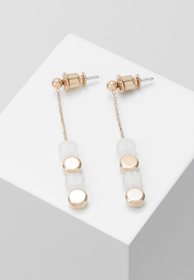 ELLEN - Boucles d'oreilles - rose gold-coloured