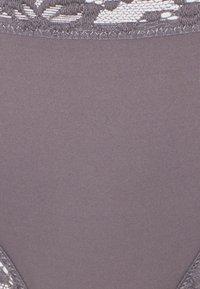 aerie - NEW SUNNIE CHEEKY - Pants - modern ash - 2