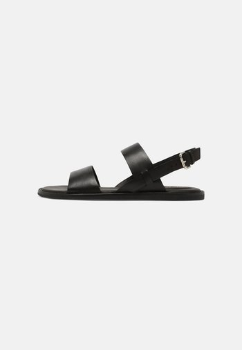 KARSEA STRAP - Sandaler - black