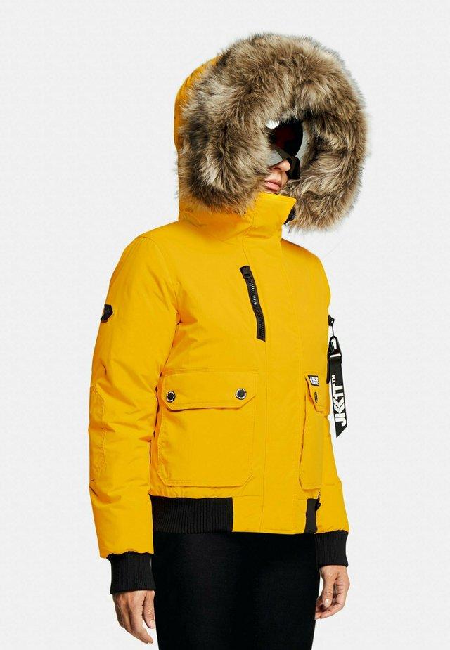 MOUNTAIN - Gewatteerde jas - sunshine
