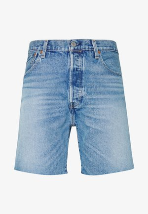 501 93 SHORTS - Szorty jeansowe -  blue denim