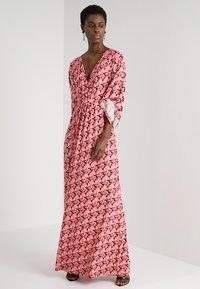 Ilse Jacobsen - LONG DRESS - Maxi dress - aurora pink - 1