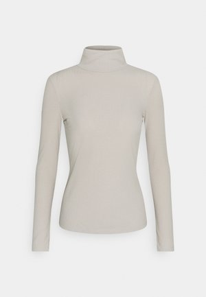 Long sleeved top - greige
