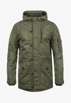 LUXUS - Parka - jungle green