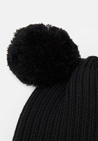 Mini Rodini - EAR HAT UNISEX - Gorro - black - 2