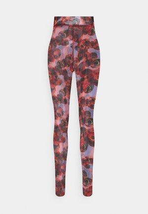 POLLEN - Leggings - Trousers - dark orange