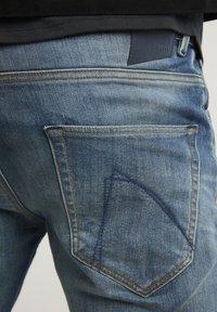 CHASIN' - CROWN ELI - Slim fit jeans - blue denim - 3