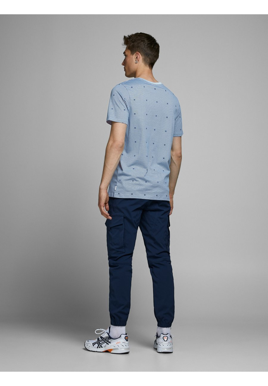 Jack & Jones Print T-shirt - dusk blue 4aStO
